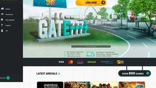 gate 777 casino bonus